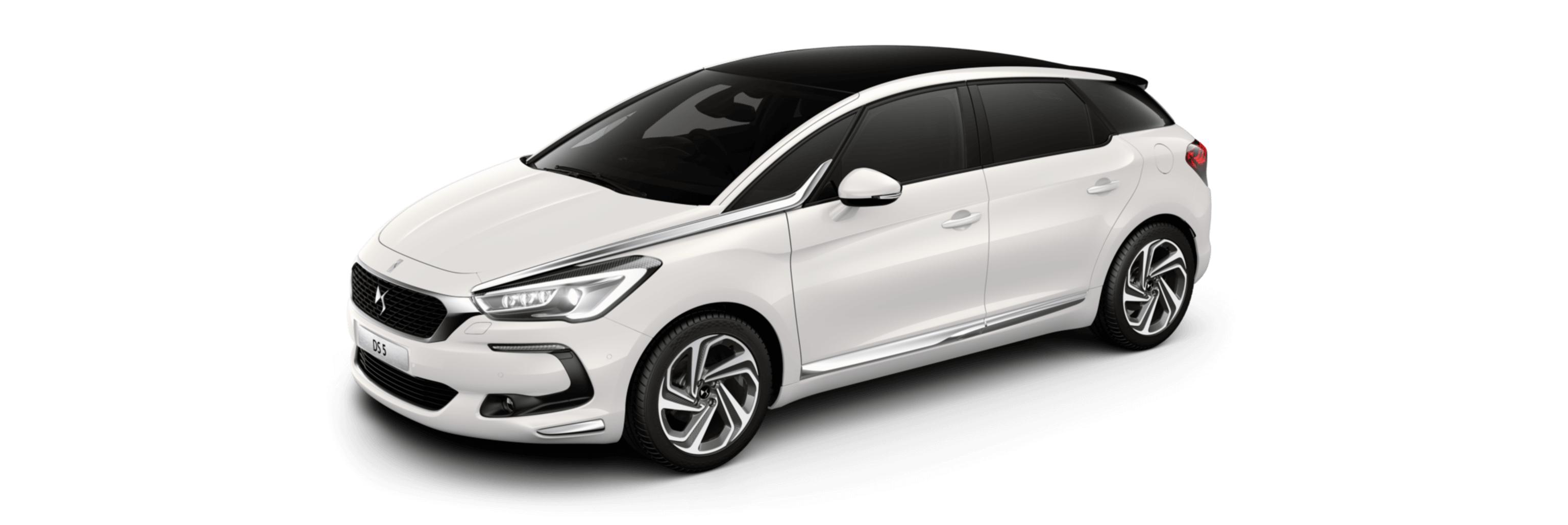 DS 5 - finitions - Echipare Sport Chic